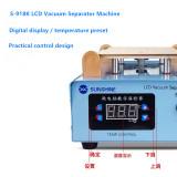 SUNSHINE S-918K máquina separadora de pantalla LCD para Max 8,5 pulgadas digitalizador pantalla reparación OCA pegamento quitar