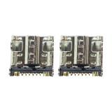 Charging port For Samsung T210 T230 T231 T320 T321 T530 T531 p5200 Tab3 Tab4