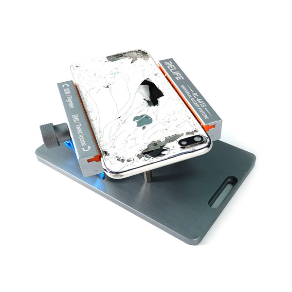 RELIFE RL-601S 360° Rotating Universal Fixture For  Back Cover Glass remove