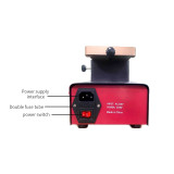 TBK 2021 built-in double pump vacuum separator, heating and separating the mobile phone LCD screen frame and oca glue removal