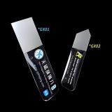 0.4MM MJ iRepair Non-Magnetic Scraping Tin Paste Scraper Knife For Phone Motherboard BGA Stencil Reballing Glue Removing Tool