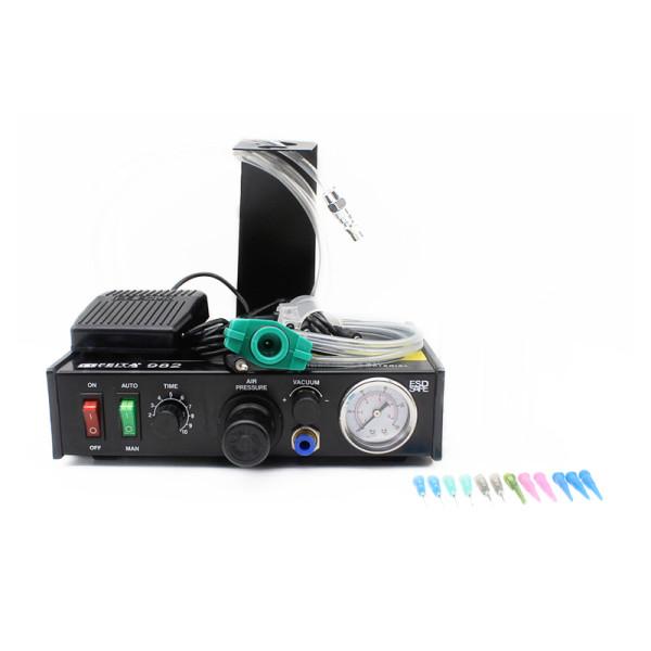 FT-982 semi-automatic dispenser glue dispense machine
