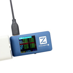 Power-Z FL001 USB PD Tester Type-c PD QC 3.0 2.0 Quick Charger Voltage Current Detector
