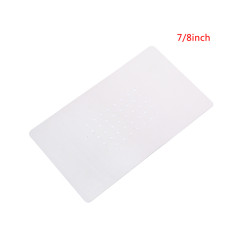 Non-Slip Silicone Rubber Pad Mat For Pad Cellphone LCD Screen Vacuum Suction Separator High Temperature Silicone Pad 2 Sizes