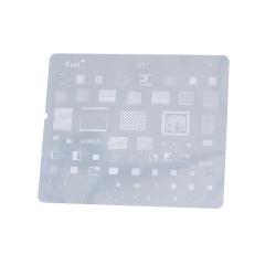 Kaisi reballing stencil  for iphone 12 series cpu stencil