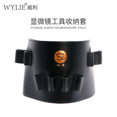 Wylie Storage sleeve for microscope tools