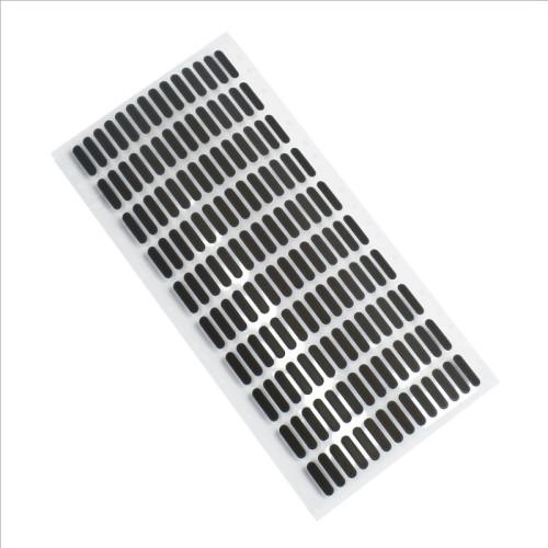 iphone ear speaker dust-proof net cover gauze net sticker 140pcs/pack