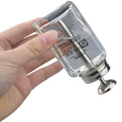 AMAOE M73 Glass Alcohol Bottle