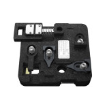 Qianli DZJ1 Dot Matrix Repair Fixture for X XS XSMAX 11 11pro Max Face ID Front Camera Repair Holder With Intelligent Light