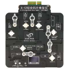 WL 13 in 1 integrated chip repair instrument for X~12 Pro Max