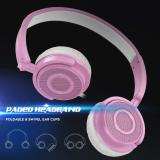Vogek Foldable Stereo Bass Headphone