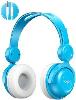 Vogek Wired On-Ear Kids Headphone