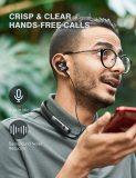 VOGEK Bluetooth 5.0 Wireless Earbuds Neckband Sports Earphone Noise Cancelling