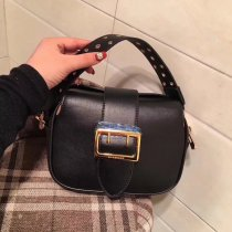 Burberry New Shopping Leather Tote Small Messenger Bag Shoulder Bag