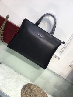 Ferragamo New Men's Briefcase Tote Bag Handbag