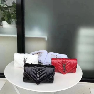 YSL Chain Bag Shoulder Bag Messenger Bag