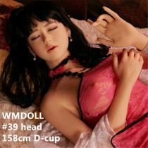 WMDOLL #39ヘッド 新骨格採用 身長選択可能 TPE製 送料無料