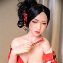 Sino Doll 161cm #3ヘッド フルシリコン製ラブドール 新骨格採用 送料無料