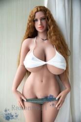 Jarliet Doll TPE製ラブドール #56 171cm Vicky Mカップ 新骨格採用 送料無料