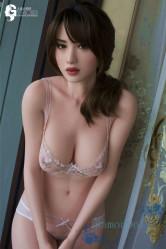 RZR Doll 新発売 シリコン製ラブドール 162cm No.11 理惠ちゃん ヘッド選択可能