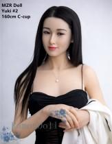 MZR Doll シリコン製頭部 #2Yuki TPEボディ 160cm C-cup 送料無料
