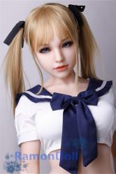 Sanhui Doll シリコン製ラブドール #8 158cm Eカップ お口の開閉機能あり 送料無料