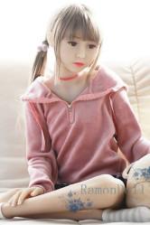 SM Doll TPE製ラブドール 128cm バスト平ら #12ヘッド EVO骨格採用