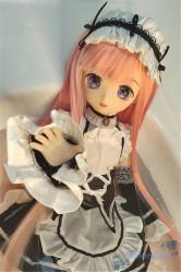 Mini Doll ミニドール 40cm 貧乳 シリコン製ボディ 身長選択可能 送料無料