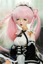 Mini Doll ミニドール 58cm普通乳 BJD M1ヘッド 身長選択可能 送料無料