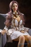 Qita Doll TPE製ボディ150cm巨乳 + シリコン製ヘッド#63 晓柒ちゃん 新骨格採用 送料無料