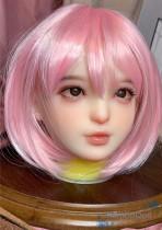 RealGirl アニメヘッド tpe製頭部 #A3 head 100cm軽量化ボディ選択可