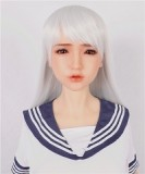 Sanhui Doll 145cm Eカップ Mei シームレス シリコン製ラブドール お口の開閉可
