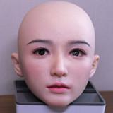 【新発売】Level-D とTop Sino Doll コラボシリコン製品148cm Eカップ L1ヘッド 未玲 RRSメイク選択可