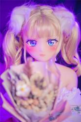 アニメ系ドール RealGirl  TPE製 ラブドール 146cm #A6ヘッド