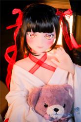 ラブドール RealGirl アニメ系 TPE製人形 146cm #A7ヘッド
