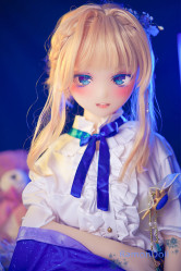 ラブドール RealGirl アニメ系 TPE製人形 146cm #A8ヘッド