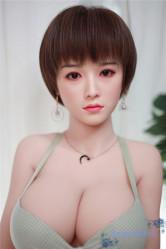 等身大人形 JYDOLL ラブドール シリコン製ヘッド+TPEボディ 161cm E-cup 佳慧(jiahui)ちゃん ダッチワイフ