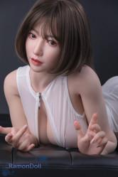 半身人形 Top Sino シリコン製ラブドール 90cm Fカップ T11ヘッド 米美(mimei)  トルソー