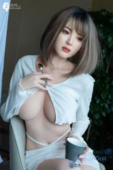 【9月新型ボディ初発売】RZR Doll シリコン製ラブドール 165cm Dカップ 婉莹ちゃん ヘッド選択可能