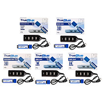True Blue Mini 5 Pack 562 Games (Crackhead Pack + Meth Pack + Fight pack + Weed Pack + Overdose Pack) Plug and Play for PlayStation Classic Christmas Gift
