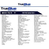 True Blue Mini 5 Pack 562 Games (Crackhead Pack + Meth Pack + Fight pack + Weed Pack + Overdose Pack) Plug and Play for PlayStation Classic