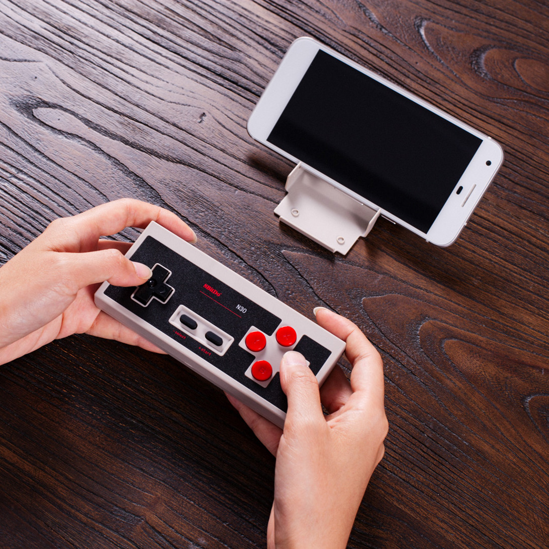 8Bitdo N30 Wireless Controller Game Joystick Bluetooth Gamepad for Android /PC /Mac OS /Switch