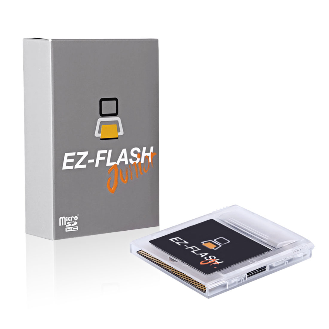 EZ-Flash Junior for Game Boy /Game Boy Pocket /Game Boy Color /Game Boy Advance /SP