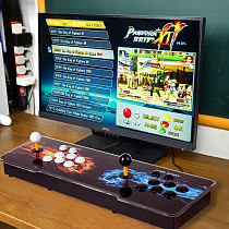 Pandora Box 11S 3003 Games Multi-player Arcade Game Console (Style: Double Fists)