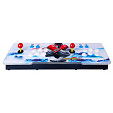 Pandora Box 11S 3003 Games Multi-player Arcade Game Console (Artwork: Colorful Dragon) (Metal Body)