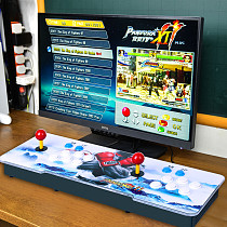 Pandora Box 11S 3003 Games Multi-player Arcade Game Console (Artwork: Colorful Dragon) (Metal Body)
