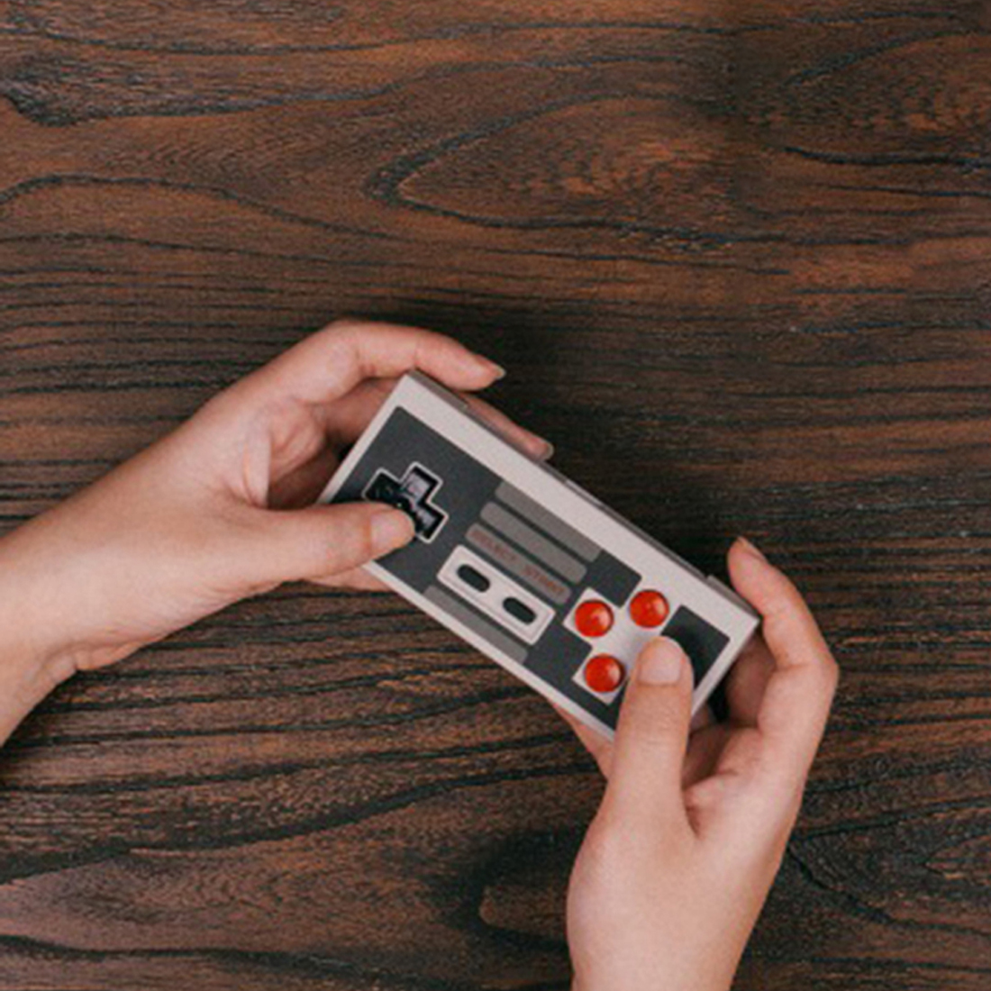 8Bitdo NES Wireless Receiver Controller Set