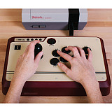 8Bitdo NES Bluetooth Wireless Receiver Adapter for 8Bitdo Controller (NES30 FC30 NES30 Pro FC30 Pro) Compatible with Next Gen Controller
