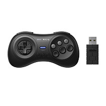 8Bitdo M30 2.4G Wireless Receiver Controller Set for Sega Mega Drive Mini /Genesis Mini /Switch