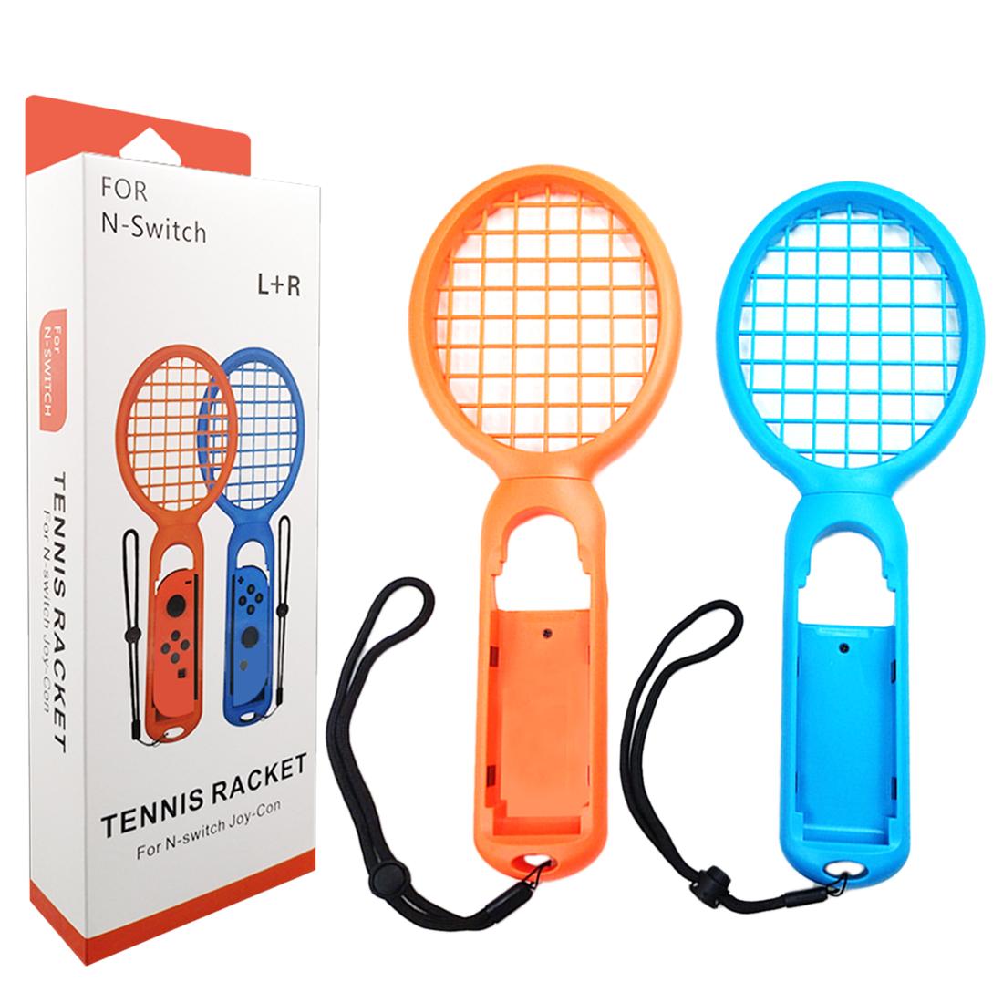Tennis Racket for Nintendo Switch Motion Sensing Game Mario Tennis Aces Game